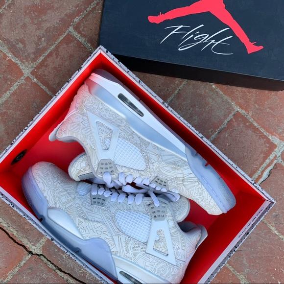 Air Jordan 4 Laser 3th Anniversary Sz